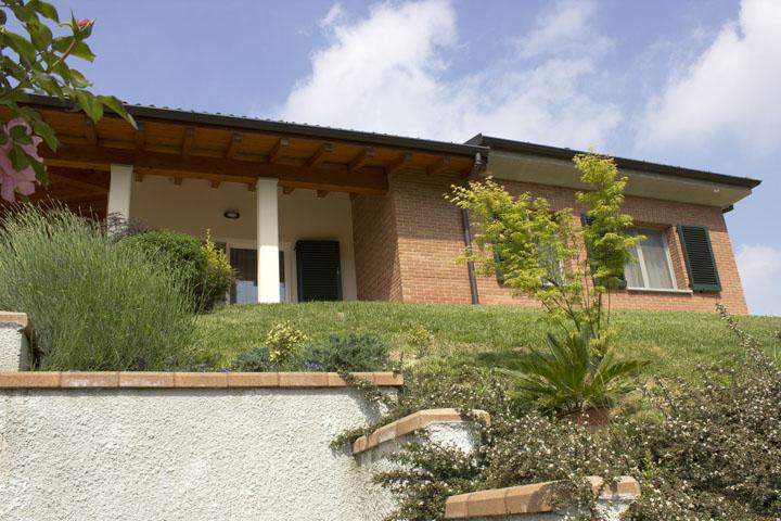 Villa unifamiliare - via Novarini, Broni - 2007
